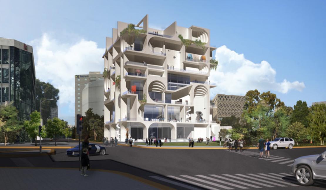 Новый архитектурный облик столицы Ливана: как будет выглядеть Музей искусств Бейрута?