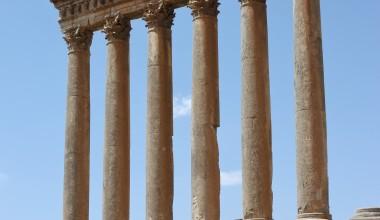 Закончена реставрация храма Юпитера