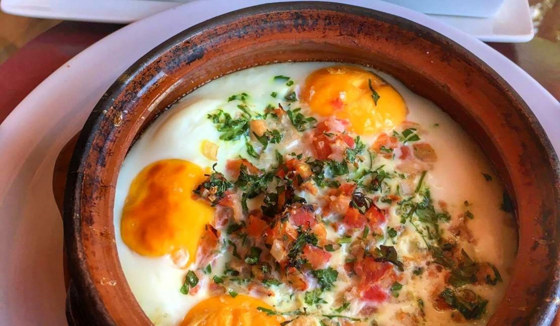 Завтрак по-ливански