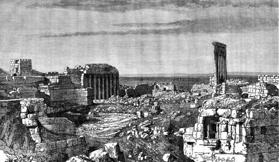 Ливан глазами Ивана Бунина. Часть II
