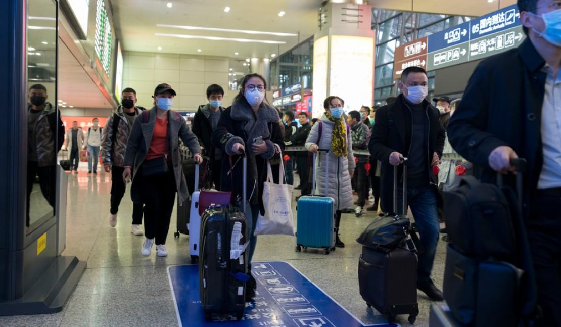 Второй случай заражения коронавирусом в Ливане