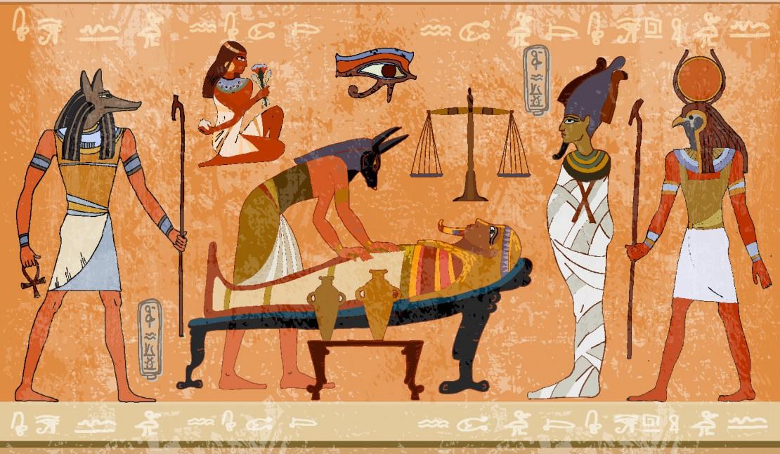 Куда переехали фараоны?