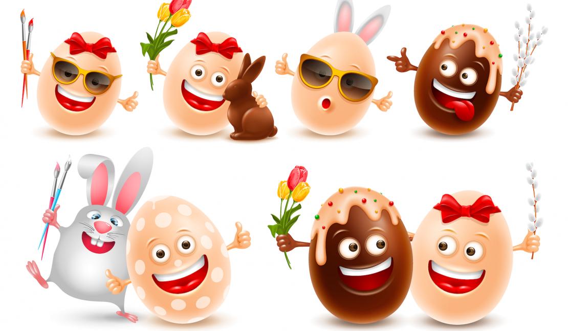 Охота на шоколадных зайцев