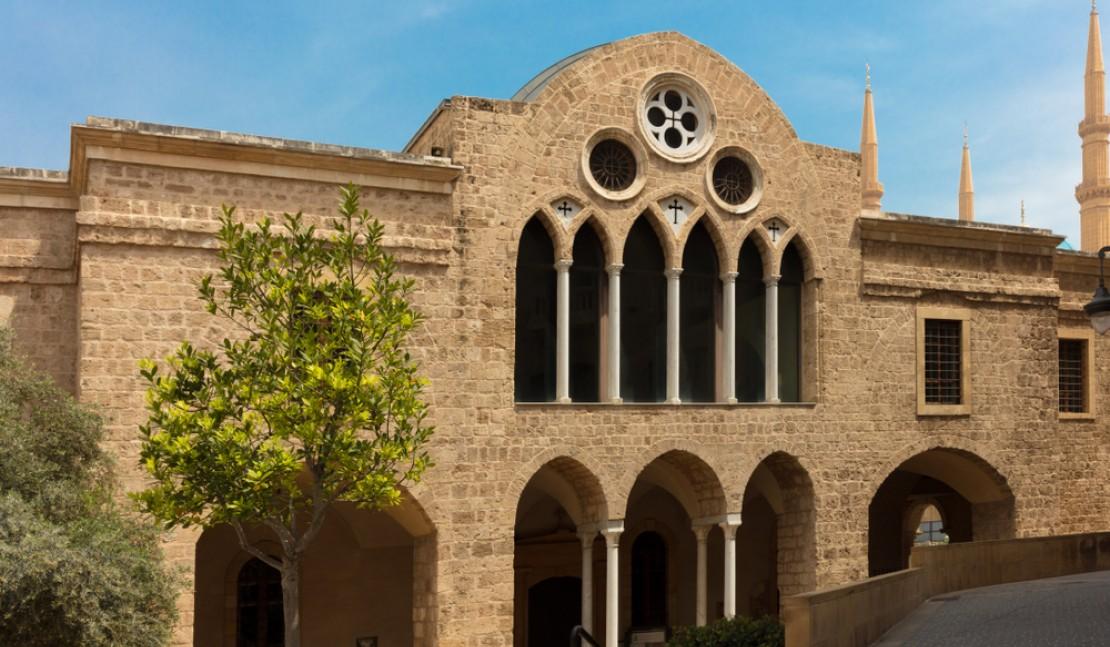 Сокровища и тайны собора Святого Георгия в Бейруте