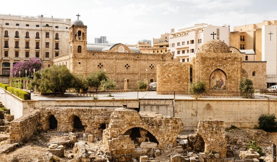Первая школа права в мире располагалась в Бейруте