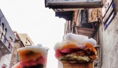 Вкуснейшее в мире мороженое.