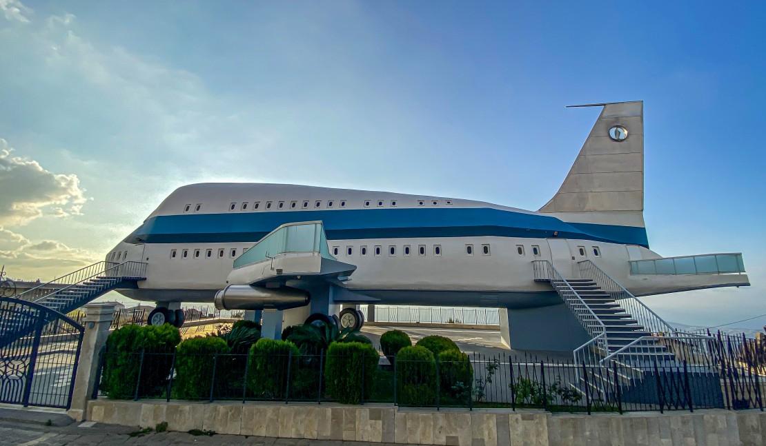 Дом-самолет и другие сюрпризы Мизияры