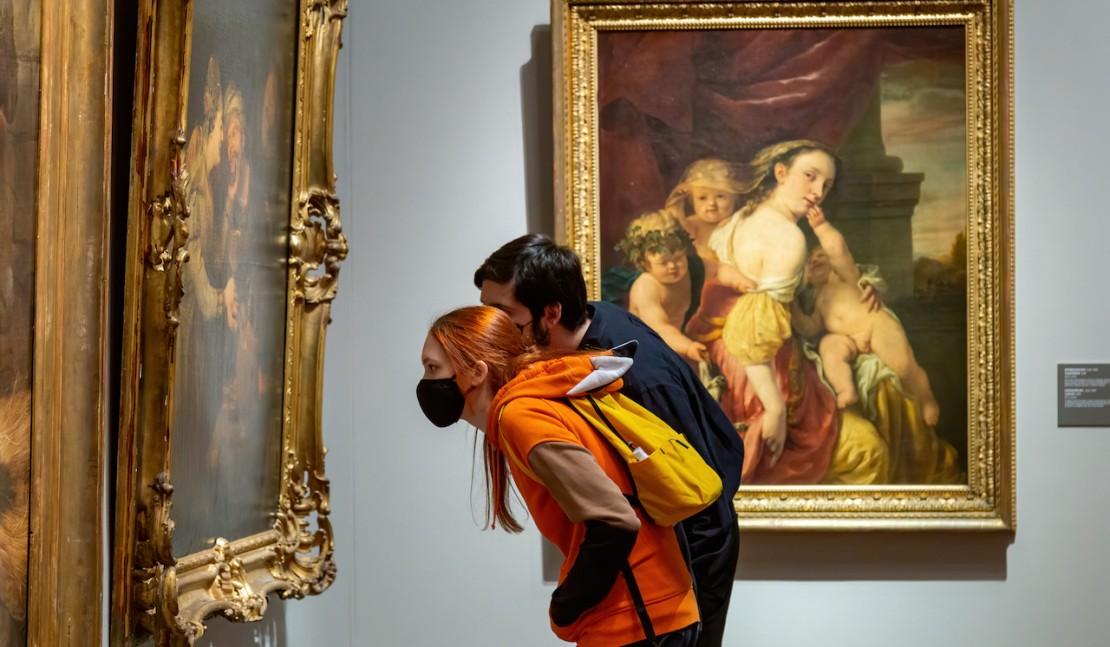 Ночь в музее интересует?