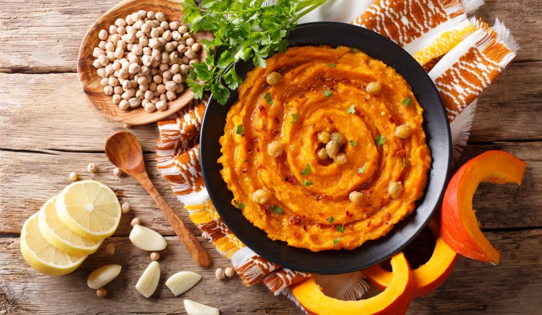 Рецепты блюд из тыквы по-восточному