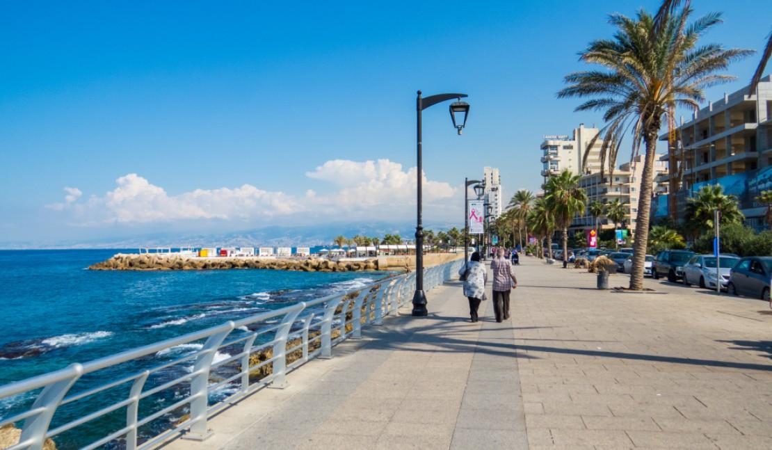 Послабление карантина в Ливане