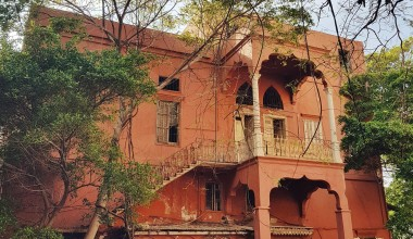 «Розовый дом» в Бейруте: прошлое, настоящее, будущее?