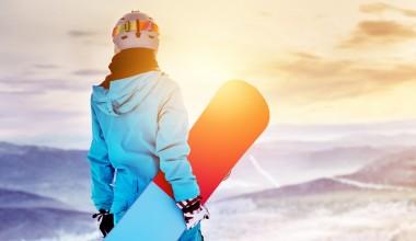 Горы, лыжи и много солнца!