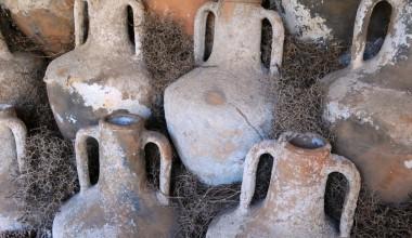 В Ливане найден финикийский винный пресс, которому 2600 лет