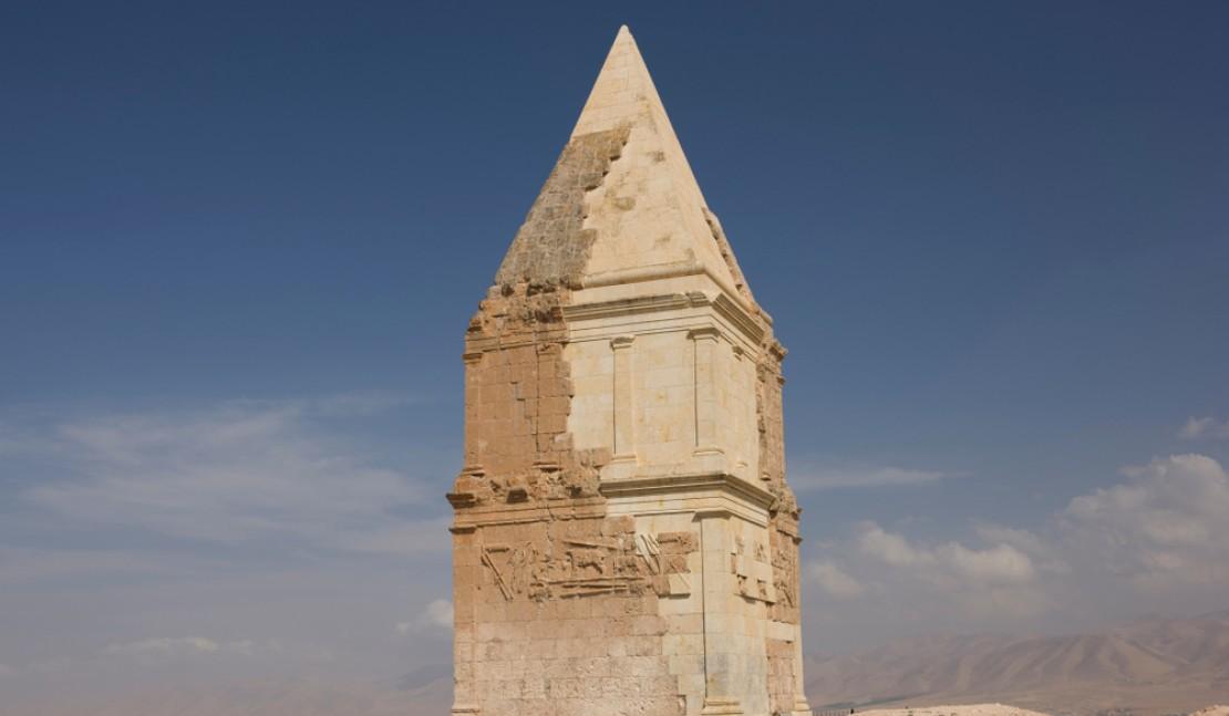 Тайна ливанской пирамиды